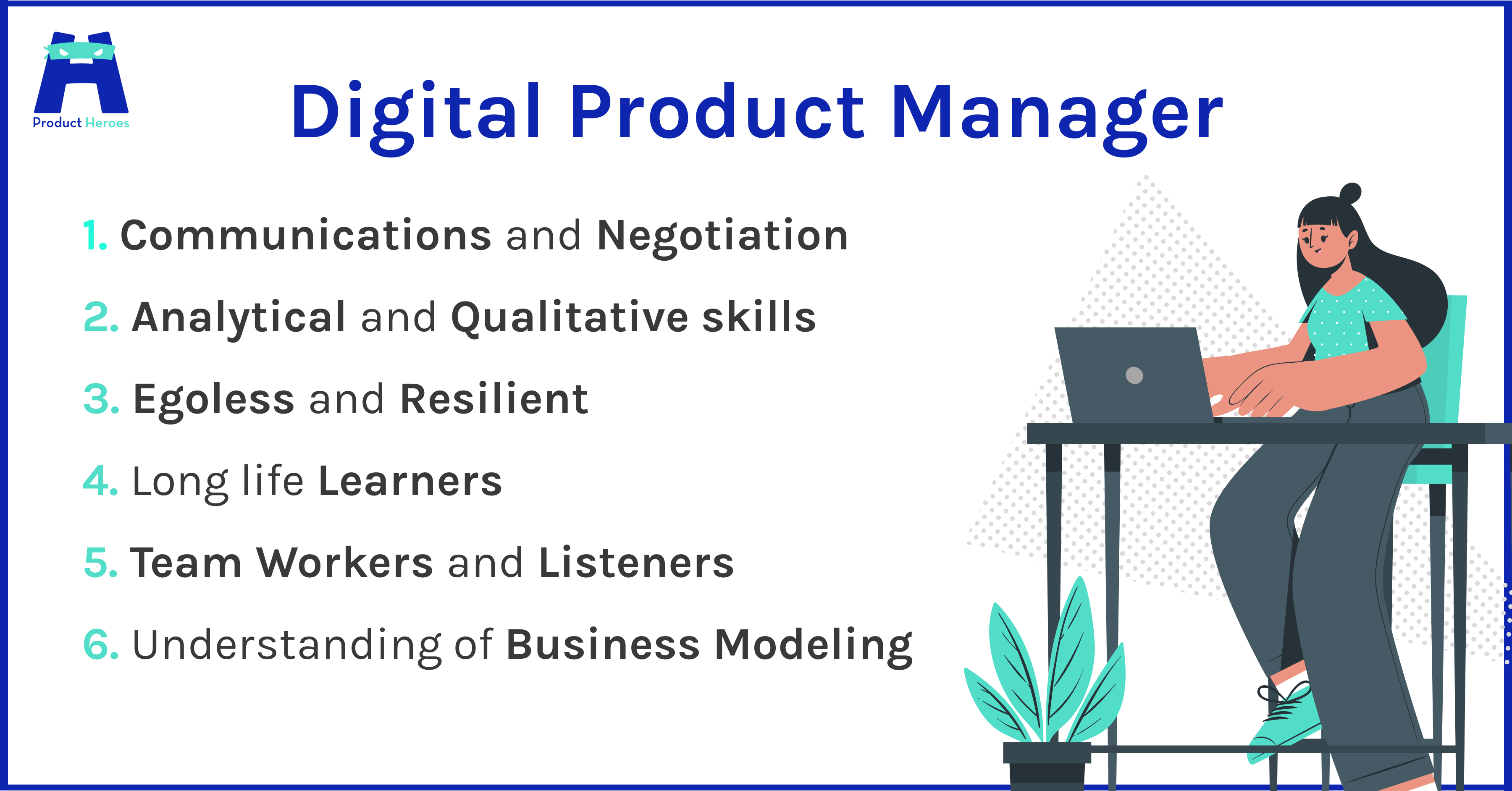 caratteristiche digital product manager