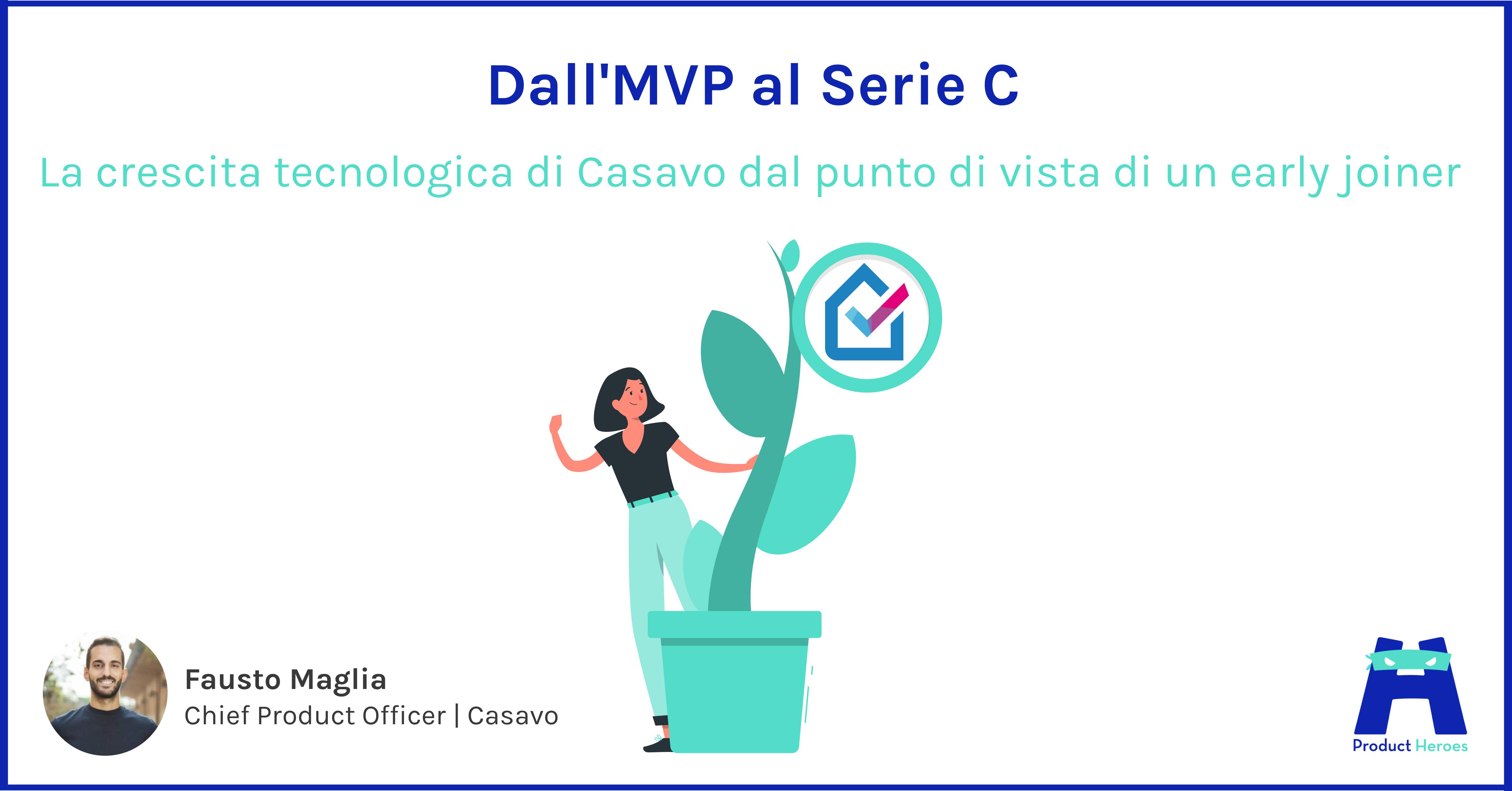 Casavo MVP